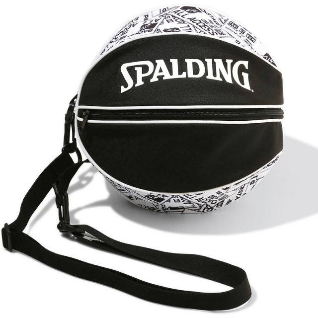 49-001EP/ SPALDING /ボールバッグ MTV イベントパス/バッグ / バスケットボール / スポルディング
