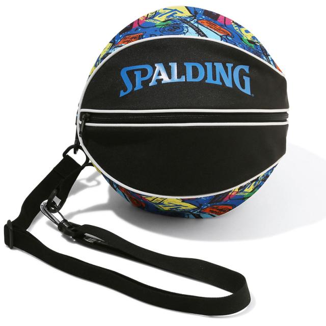 49-001GU/ SPALDING /ボールバッグ MTV ギター /バッグ / バスケットボール / スポルディング