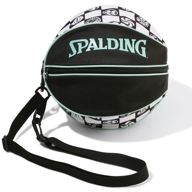 49-001IC / SPALDING / ボールバッグ スポルディング イチマツ/バッグ / バスケットボール / スポルディング