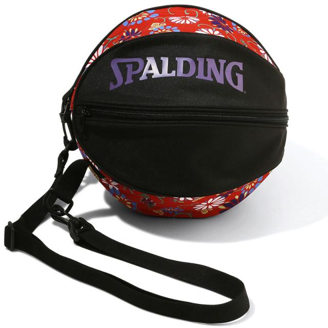 49-001KI / SPALDING /ボールバッグ スポルディング キク/バッグ/ バスケットボール / スポルディング