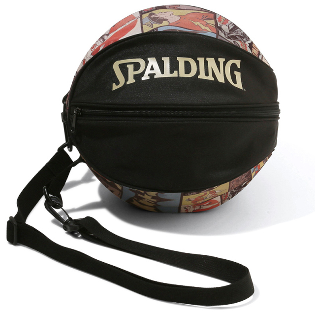 49-001VB/ SPALDING /ボールバッグ ビンテージバッドマン /バッグ/ バスケットボール / スポルディング