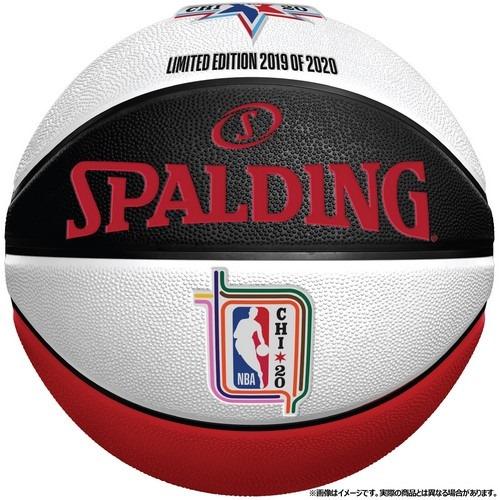 70-3515/ SPALDING /2020 NBA オールスター マネーボール with スペシャル ナンバー/ バスケットボール / スポルディング