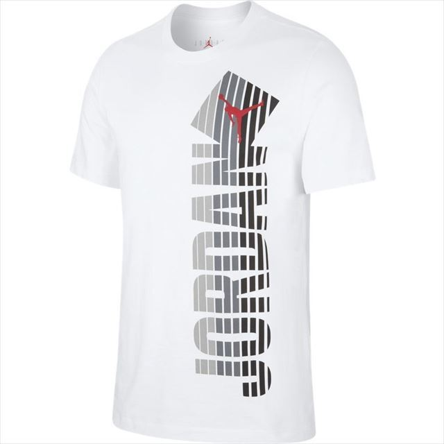 CJ6295-100 / JORDAN / BRAND LOGO CREW / ジョーダン  / Tシャツ / バスケットボール