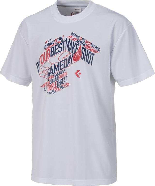 CB282313 / CONVERSE / Tシャツ / プラクティスシャツ / コンバース / BASKETBALL / Tシャツ