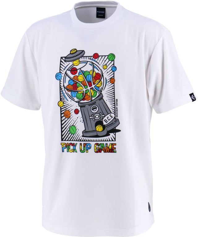 CBE282320 / CONVERSE / Tシャツ / プラクティスシャツ / コンバース / BASKETBALL / Tシャツ