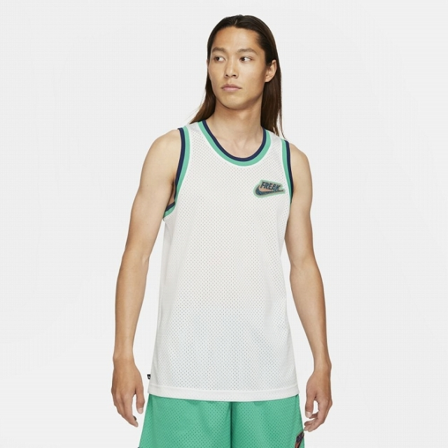 DA5685-121 / NIKE / ヤニス / GA / フリーク / メッシュジャージ / バスケットボール