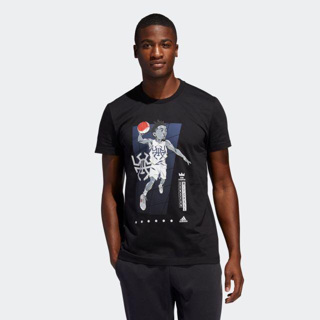 GUS80 / adidas ドノバンミッチェル Tシャツ