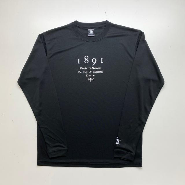 OBKLS-2008 / OKINAWA BASKETBALL KINGDOM / ロンT / オキナワバスケットボールキングダム / ロングスリーブシャツ/ オリジナル