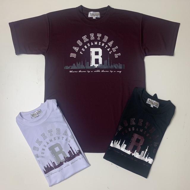 BT-1351 / 【2021秋冬新作】 BALL LINE / BASIC T SHIRT / Tシャツ / ボールライン / 半袖