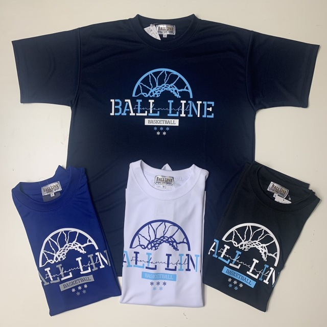 BT-1355 / 【2021秋冬新作】 BALL LINE / BASIC T SHIRT / Tシャツ / ボールライン / 半袖