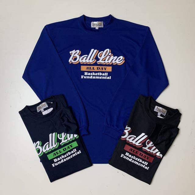 BT-6352 /【2021秋冬新作】 / BALL LINE  /  LONG SLEEVE SHIRT / ボールライン / ロングスリーブシャツ