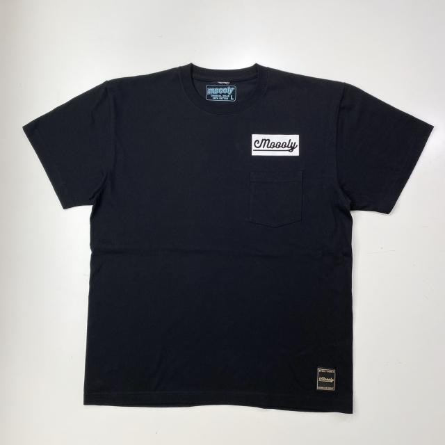 MLYTS-2003-BLK / Moooly / モーリー / 山内 盛久 / Tシャツ