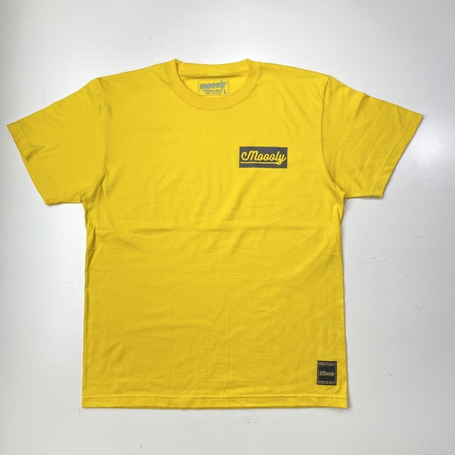 MLYTS-2002-YEL / Moooly / モーリー / 山内 盛久 / Tシャツ