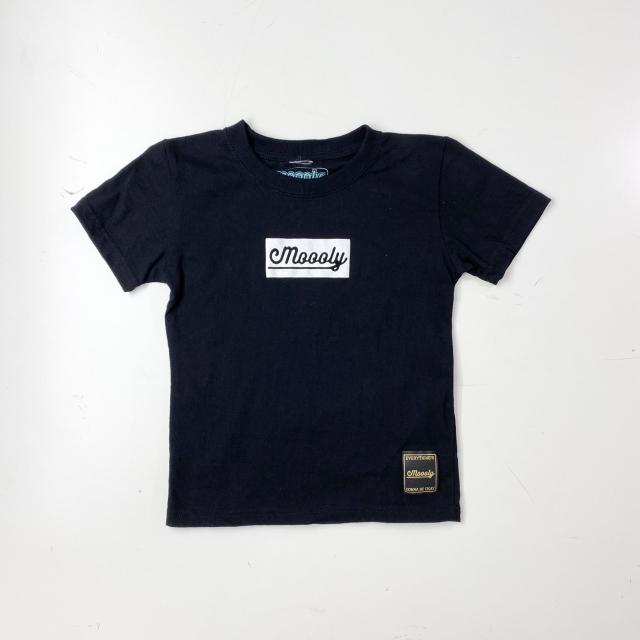 MLYBABYTS-2001-BLK / Moooly / モーリー / 山内 盛久 /ベイビー Tシャツ