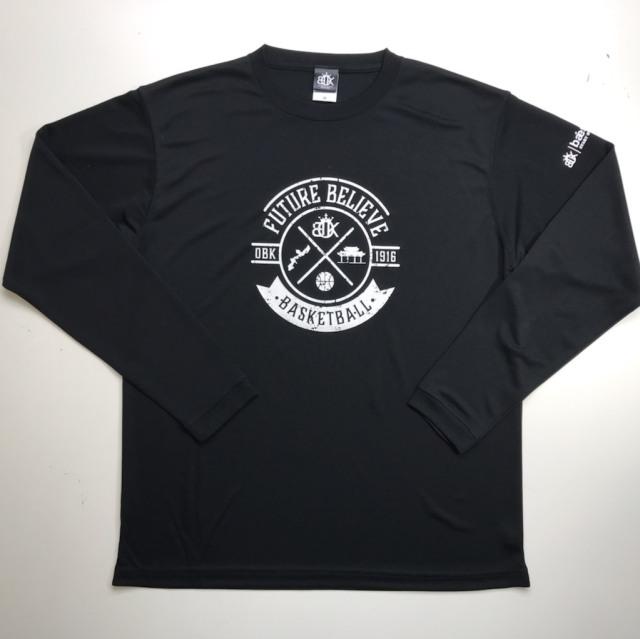 OBKLS-2004 / OKINAWA BASKETBALL KINGDOM / ロンT / オキナワバスケットボールキングダム / ロングスリーブシャツ/ オリジナル