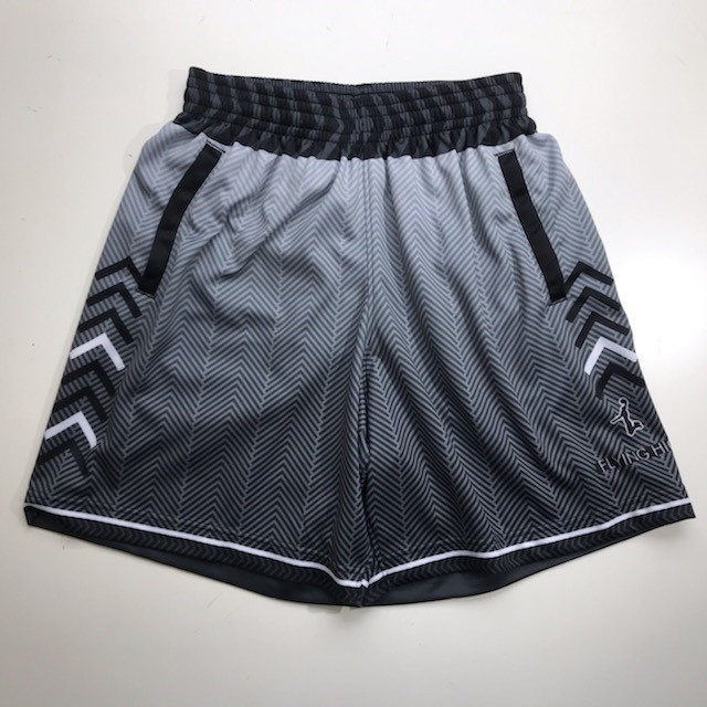 FHSUP-2009 / FLYING HIGH 【2020秋冬新作】 / PANTS / フライングハイ / ON THE COURT×STEP BY STEP / 当店限定コラボ商品 / STEP BY STEP オリジナル / 昇華パンツ / ポケット付