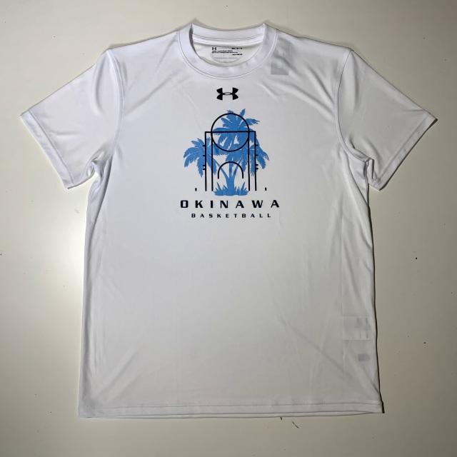 UAOKT2002 / UA OKINAWA / STEP BY STEP オリジナル / UNDER ARMOUR(アンダーアーマー)×STEP BY STEP / 当店限定コラボ商品 / Tシャツ