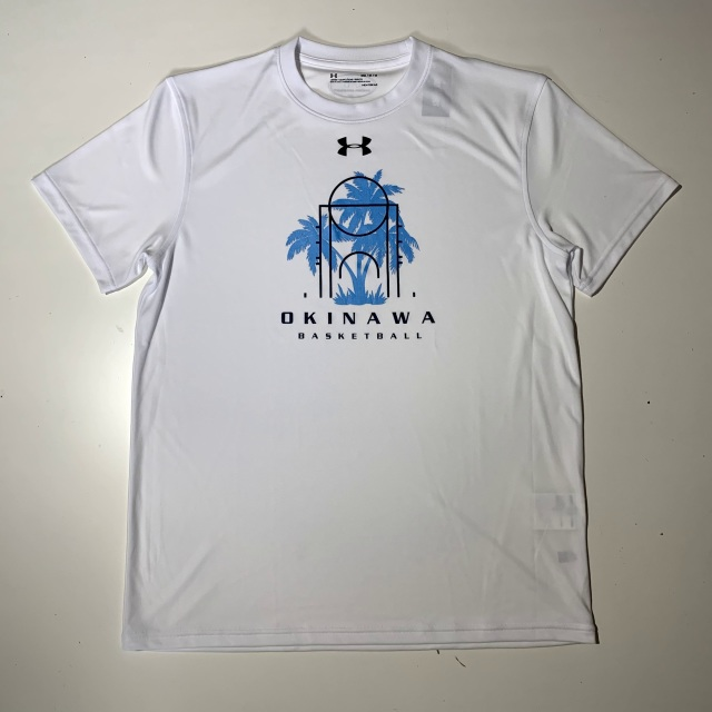 UAOKT2002 / UA OKINAWA / STEP BY STEP オリジナル / UNDER ARMOUR(アンダーアーマー)×STEP BY STEP / 当店限定コラボ商品 / Tシャツ