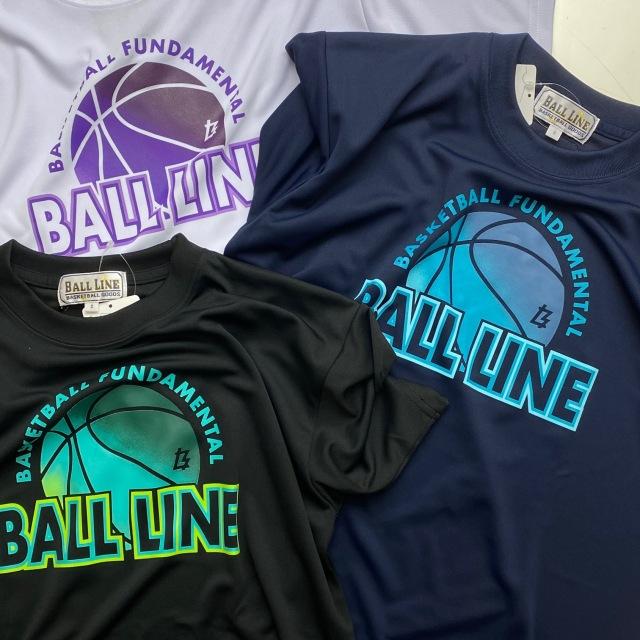 BT-1336 / 【2021春夏新作】 BALL LINE / Tシャツ / ボールライン / 半袖