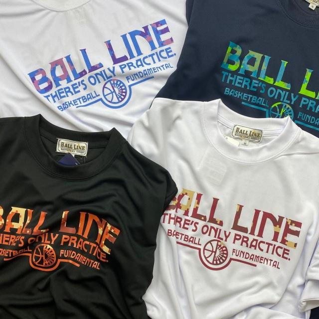 BT-1332 / 【2021春夏新作】 BALL LINE / Tシャツ / ボールライン / 半袖