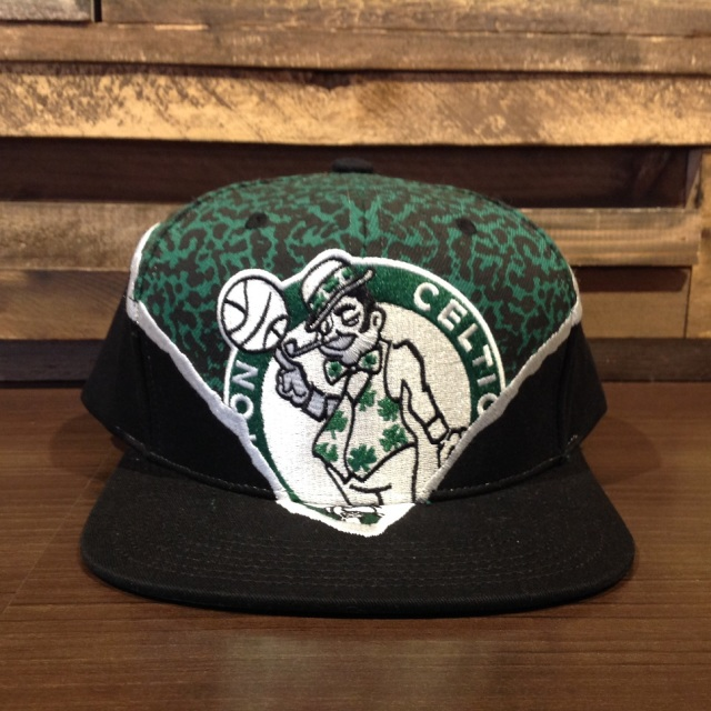 MN41FA06/Mitchell & Ness/CELTICS TEAR IT UP SNAPBACK/キャップ/セルティックス