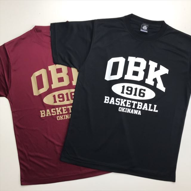 OBKT-2108 / 【2021春夏新作】 OBK / STEP BY STEP オリジナル /  Tシャツ / COLLEGE STYLE