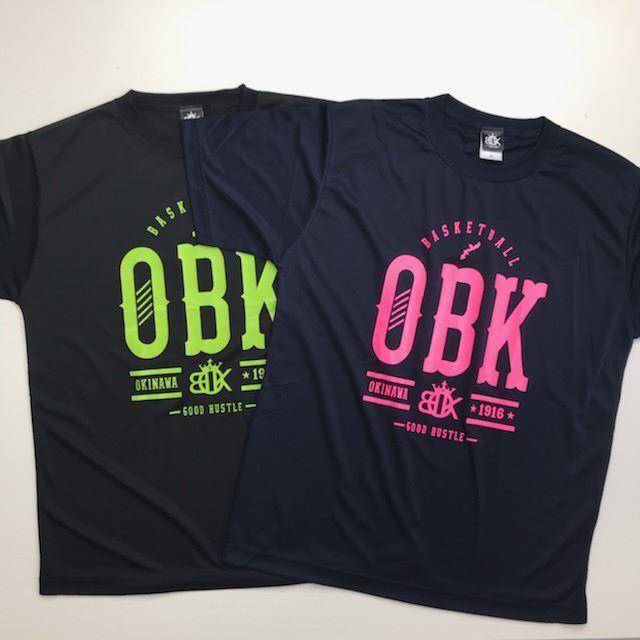 OBKT-2105 / 【2021春夏新作】 OBK / STEP BY STEP オリジナル /  Tシャツ / BIG LOGO