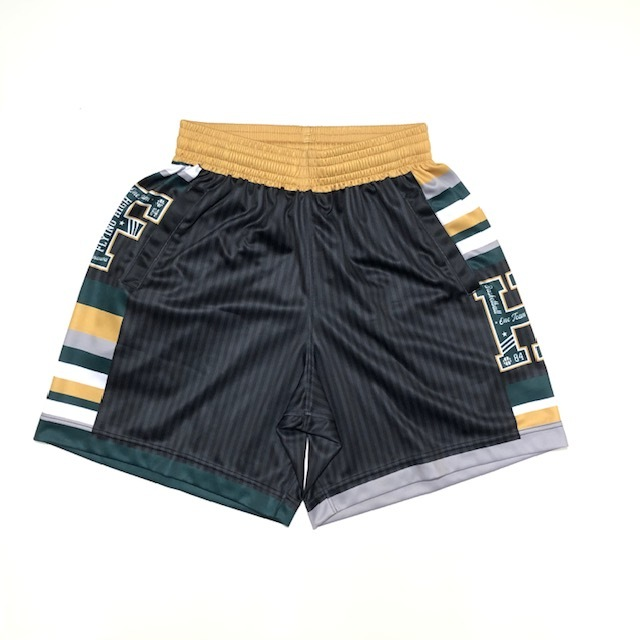 FHSUP915 / FLYING HIGH  / PANTS / フライングハイ / ON THE COURT×STEP BY STEP / 当店限定コラボ商品 / STEP BY STEP オリジナル / 昇華パンツ / ポケット付
