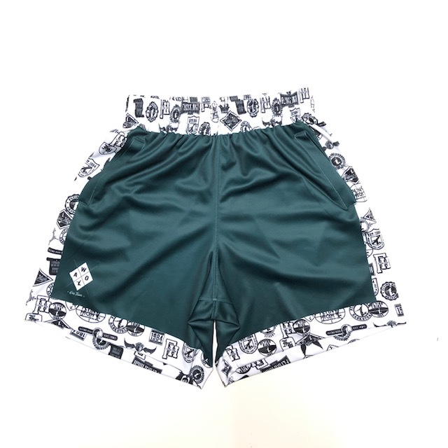 FHSUP913 / FLYING HIGH/ PANTS / フライングハイ / ON THE COURT×STEP BY STEP / 当店限定コラボ商品 / STEP BY STEP オリジナル / 昇華パンツ / ポケット付