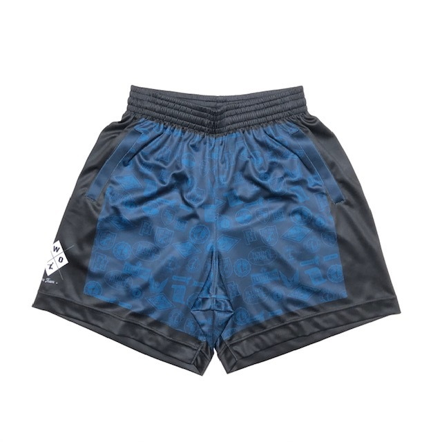 FHSUP914 / FLYING HIGH / PANTS / フライングハイ / ON THE COURT×STEP BY STEP / 当店限定コラボ商品 / STEP BY STEP オリジナル / 昇華パンツ / ポケット付
