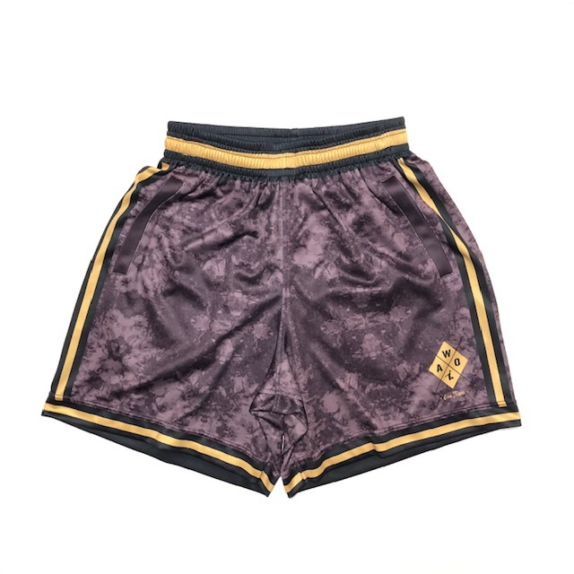 FHSUP916 / FLYING HIGH/ PANTS / フライングハイ / ON THE COURT×STEP BY STEP / 当店限定コラボ商品 / STEP BY STEP オリジナル / 昇華パンツ / ポケット付