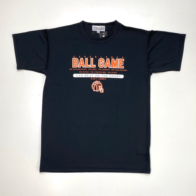 BGT-2001 /【2020春夏新作】 / BALL GAME / STEP BY STEP オリジナル / BALL LINE(ボールライン)×STEP BY STEP / 当店限定コラボ商品 / プラクティスTシャツ