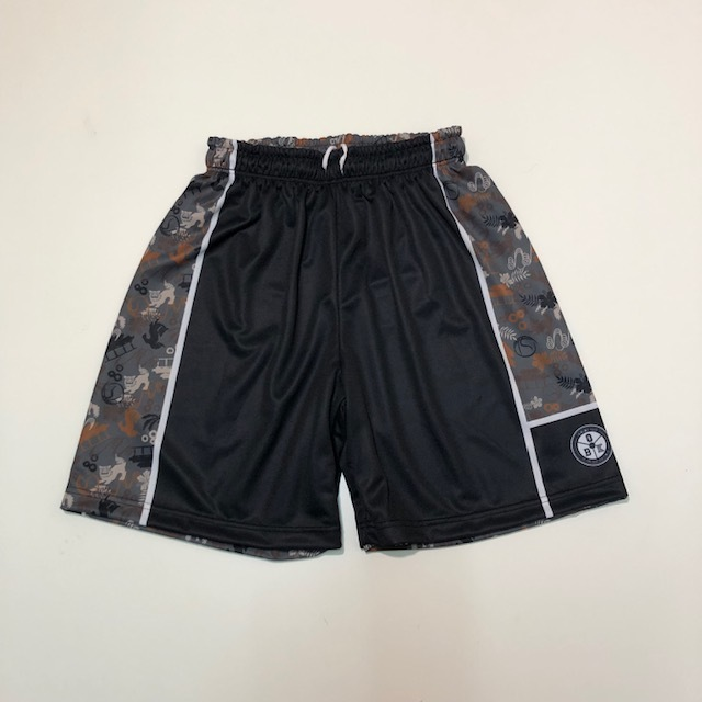 OBKP901-BKBR / OKINAWA BASKETBALL KINGDOM / リバーシブルパンツ / オキナワバスケットボールキングダム / パンツ / オリジナル