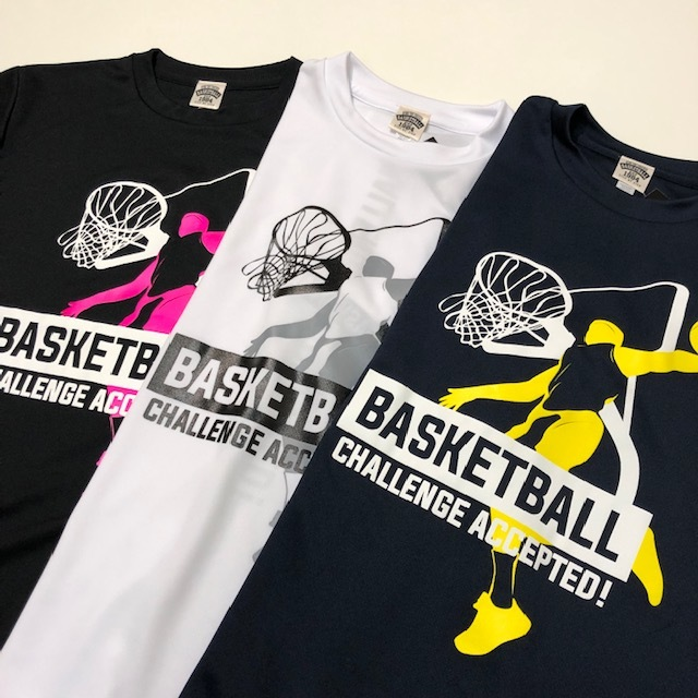 CAT901 / 【2019春夏新作】 / CHALLENGE ACCEPTED / STEP BY STEP オリジナル / Tシャツ / プラクティスシャツ