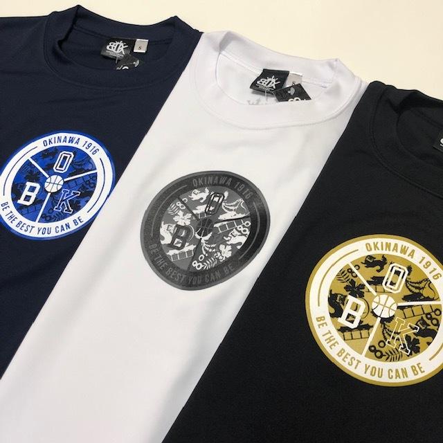 OBKT901 / OKINAWA BASKETBALL KINGDOM / T-SHIRT / オキナワバスケットボールキングダム / Tシャツ / オリジナル