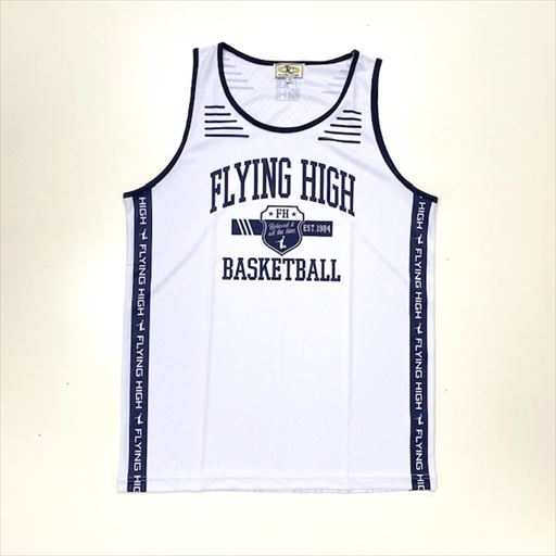 FHSUTK-2001 /FLYING HIGH EMBLEM COLLECTION【2020春夏新作】 / FLYING HIGH / フライングハイ / STEP BY STEP オリジナル / ON THE COURT×STEP BY STEP / 当店限定コラボ商品 / タンクトップ