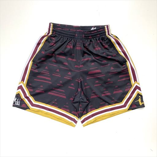 FHSUP-2002 / FLYING HIGH 【2020春夏新作】 / PANTS / フライングハイ / ON THE COURT×STEP BY STEP / 当店限定コラボ商品 / STEP BY STEP オリジナル / 昇華パンツ / ポケット付