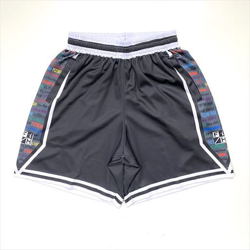 FHSUP-2004 / FLYING HIGH 【2020春夏新作】 / PANTS / フライングハイ / ON THE COURT×STEP BY STEP / 当店限定コラボ商品 / STEP BY STEP オリジナル / 昇華パンツ / ポケット付
