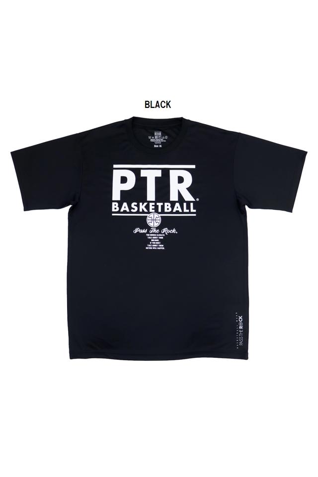 PTR-1253 /【2019春夏新作】 PASS THE ROCK / BASIC T-SHIRT / Tシャツ / プラクティスシャツ / パスザロック