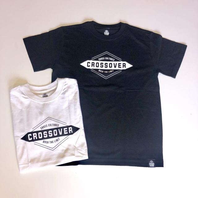 COT901 / CROSS OVER  / Tシャツ / コットン