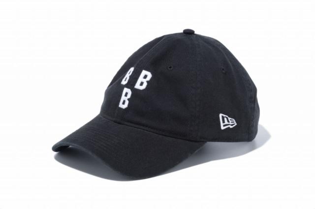 11781600 / NEW ERA / ニューエラ / 9THIRTY / クロスストラップ ニグロリーグ バーミンガム・ブラックバロンズ / ブラック × ホワイト