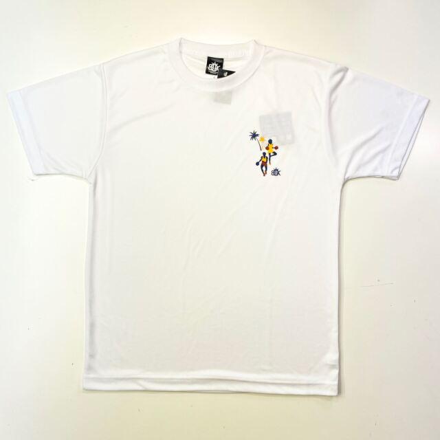 OBKT-2005-WHT / OKINAWA BASKETBALL KINGDOM / Tシャツ / オキナワバスケットボールキングダム / Tシャツ/ オリジナル