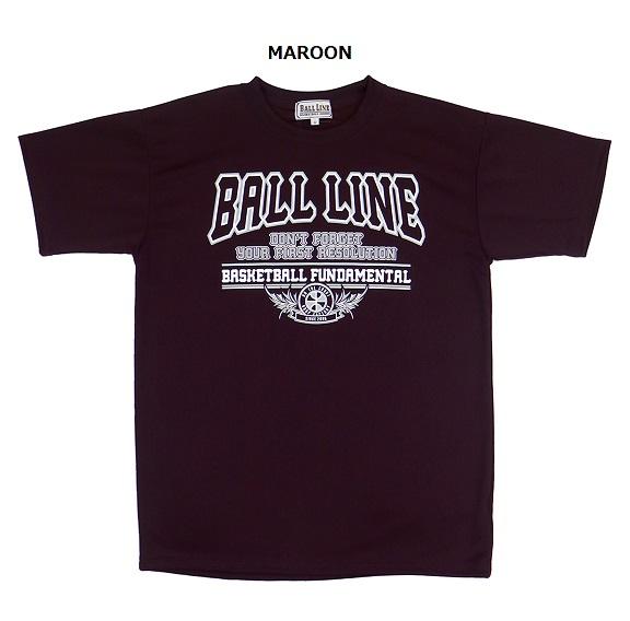 BT-1160 / 【2019秋冬新作】 BALL LINE / BASIC T-SHIRTS / Tシャツ / プラクティスシャツ / ボールライン
