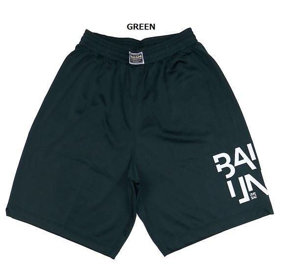BL-9160 / 【2019秋冬新作】 BALL LINE / BASIC BAGGY PANTS / バギーパンツ / プラクティスパンツ / ボールライン