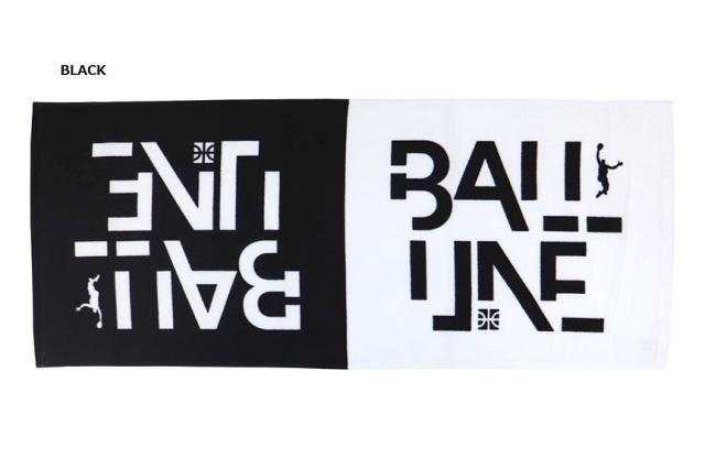 TWL-382 / 【2019秋冬新作】 BALL LINE / SPORTS TOWEL / タオル / ボールライン