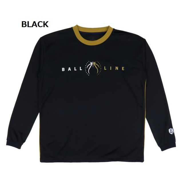 BT-6175 / 【2019秋冬新作】 BALL LINE / PANEL LONG SLEEVE SHIRTS / パネルロングスリーブシャツ / ロンT / ボールライン