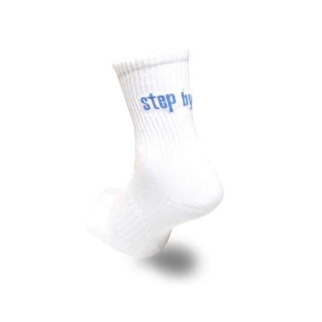 SBS001 / STEP BY STEP / ステップバイステップ / ソックス / オリジナルソックス