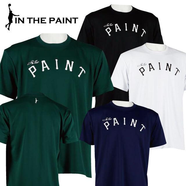 ITP21402 2021秋冬新作 IN THE PAINT インザペイント Tシャツ