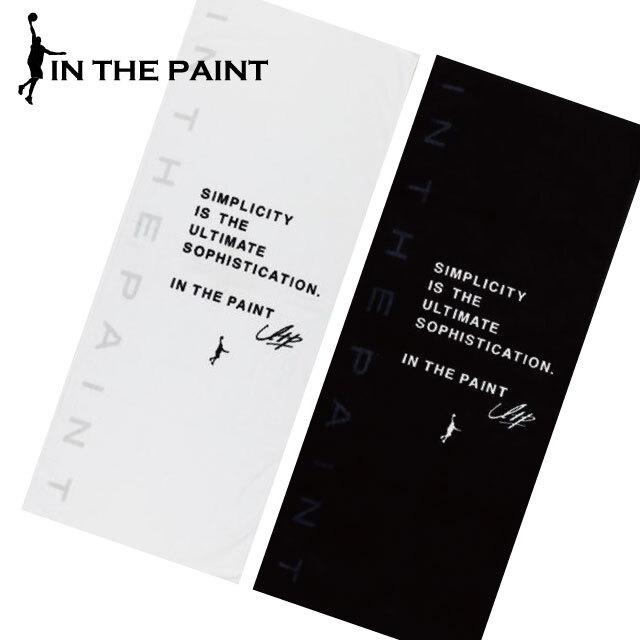 ITP21412 2021秋冬新作 IN THE PAINT インザペイント タオル