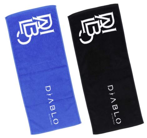 ITP21418 / IN THE PAINT / インザペイント / DIABLO TOWEL / タオル
